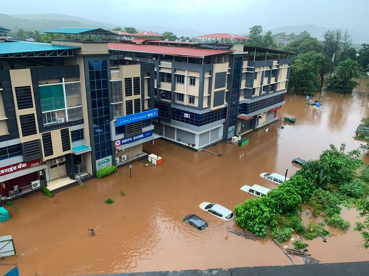 Konkan region have been witnessing heavy downpour since the last few days, leading to inundation at several places and disruption of rail and road transport services.