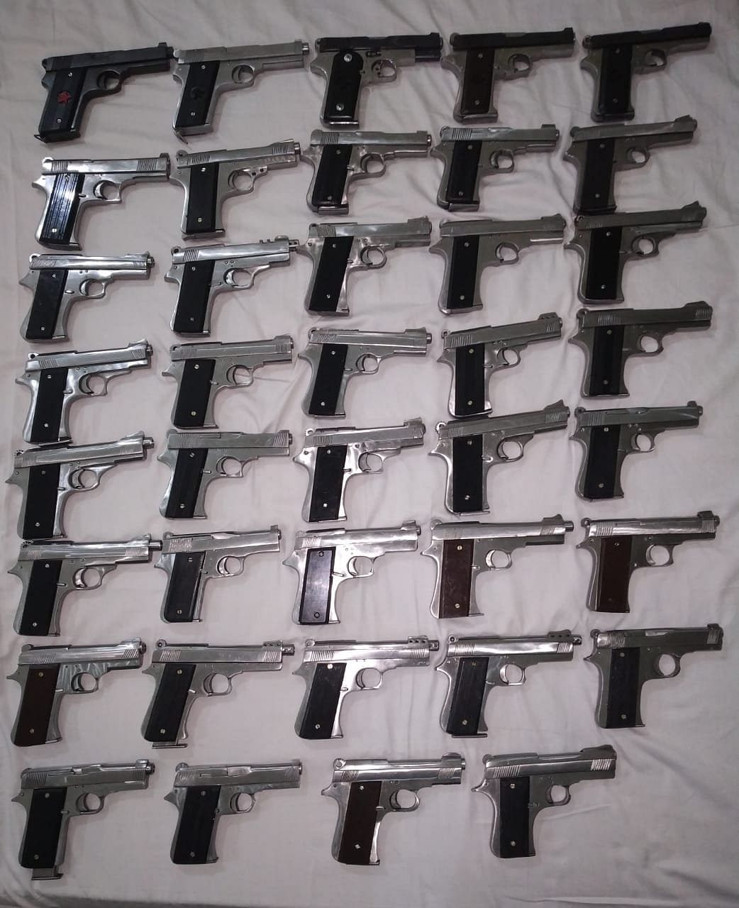 Madhya Pradesh: Punjab Police nabs another module of MP-based illegal weapons supply network busted