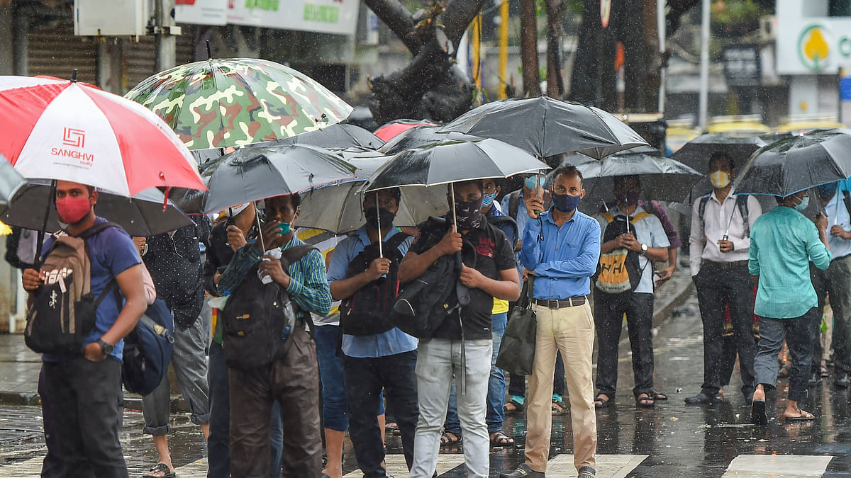 Mumbai weather update: Incessant rains continue to batter city; IMD predicts moderate to heavy rainfall for today