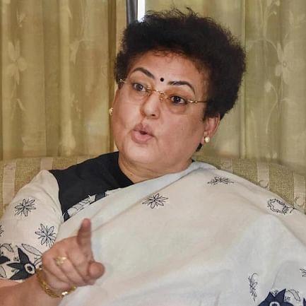 Lakhimpur Kheri saree-yanking case: NCW intervenes, two held, 6 cops suspended
