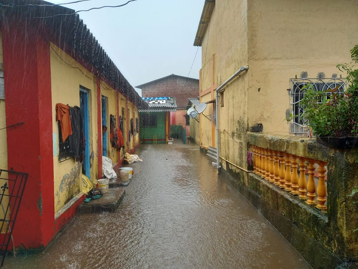 Mumbai: For third year in a row, Dungi village goes under water
