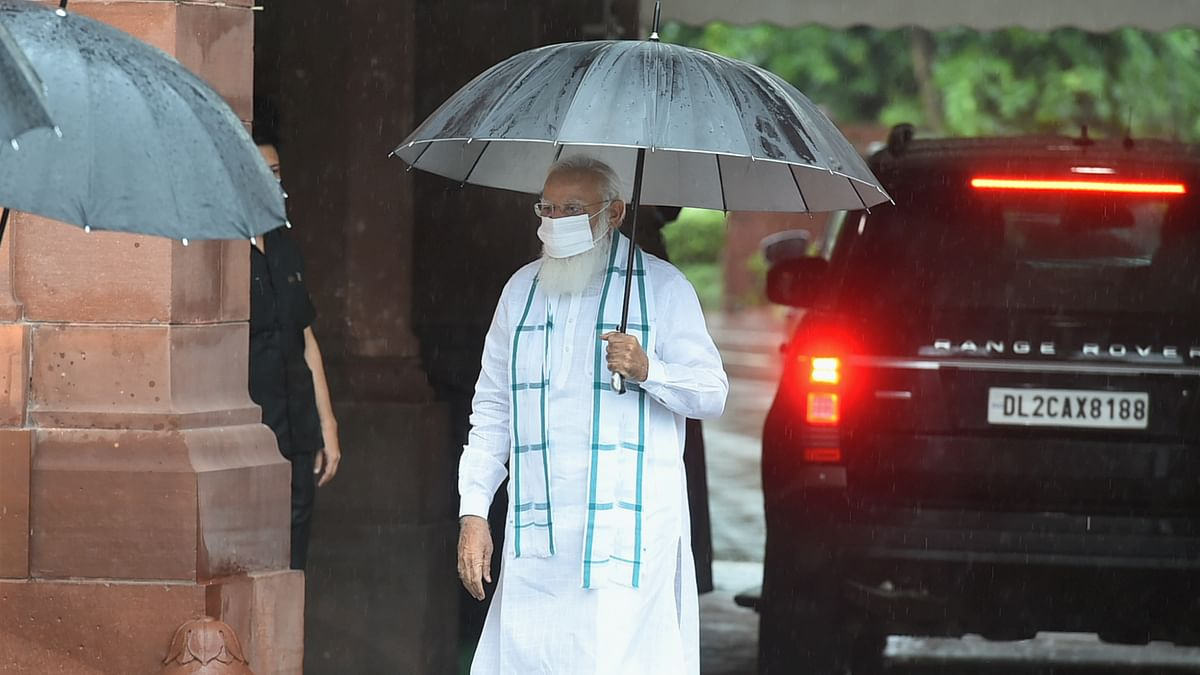 Want COVID-19 pandemic discussion to be a priority, constructive suggestions from all MPs welcome: PM Modi on Day 1 of monsoon session