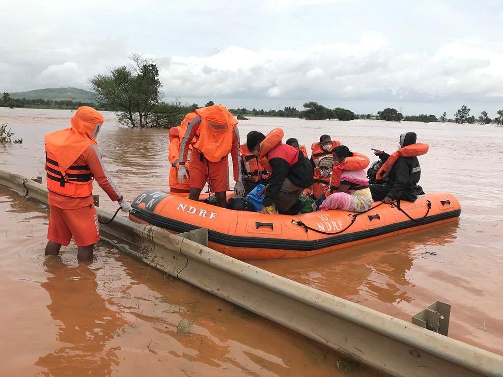 Nine dead as heavy rains pound Karnataka, state sets up relief camps