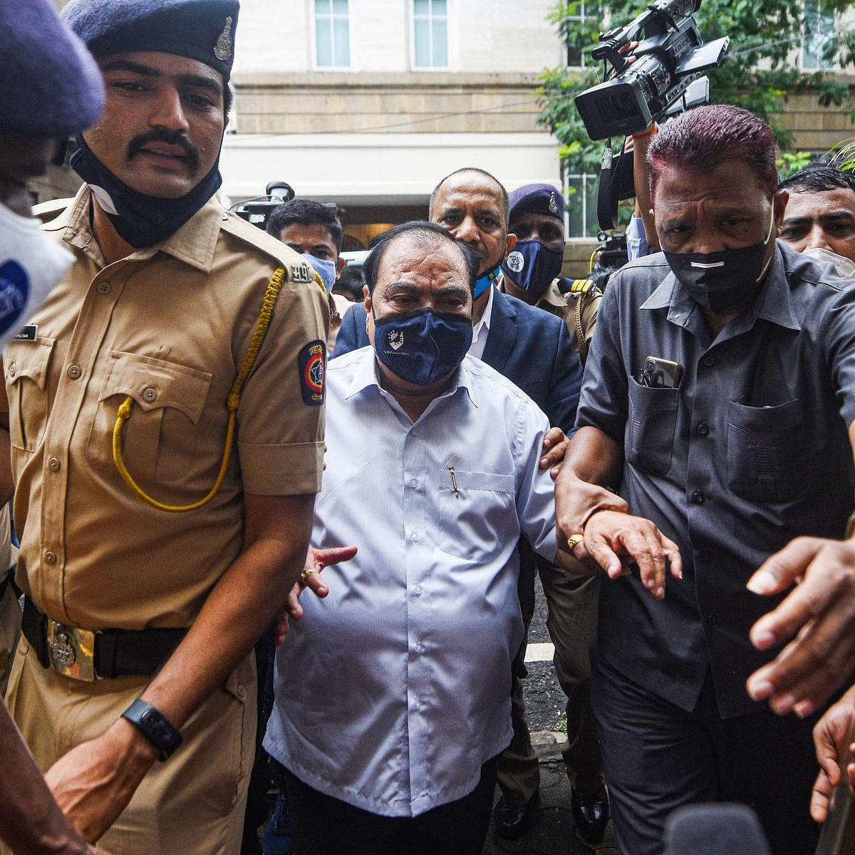 FPJ Legal | Pune land deal case: Eknath Khadse's son-in-law's ED custody extended till 19 July