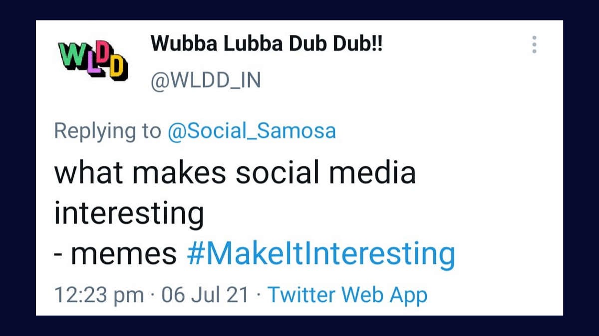 #MakeItInteresting: Twitterati are making lockdown interesting with THIS viral trend