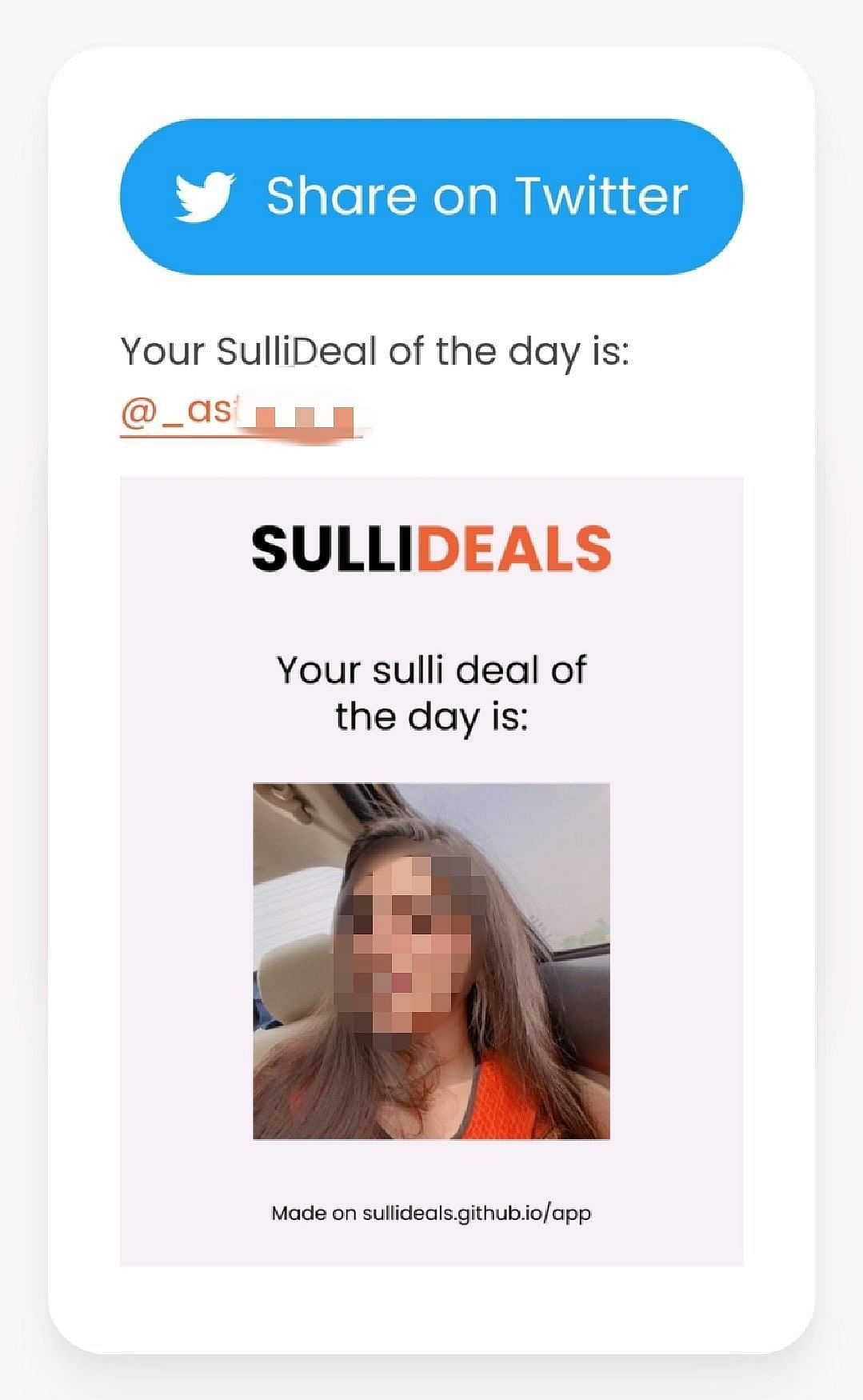National Commission for Women takes suo moto cognisance after photos of Muslim women uploaded on 'Sulli deal' app