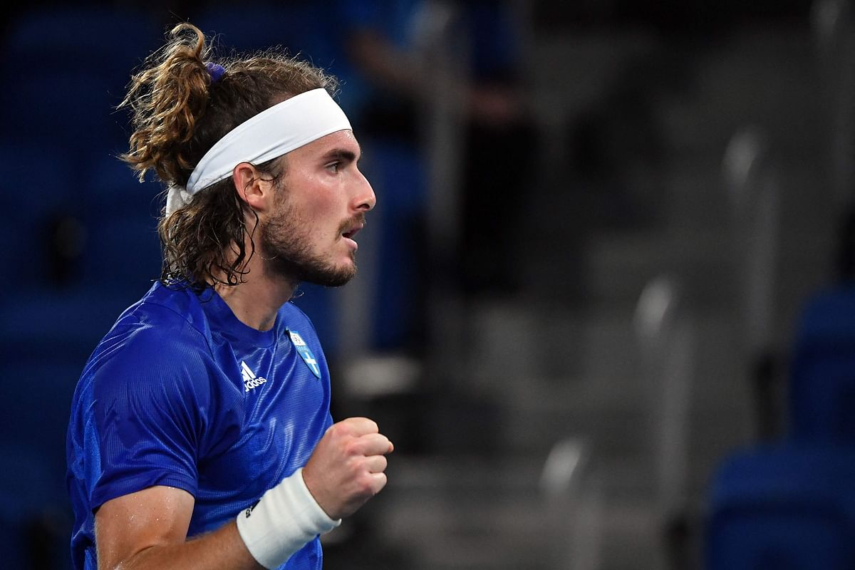 Tennis at Tokyo Olympics: Stefanos Tsitsipas avenges Wimbledon loss to Frances Tiafoe