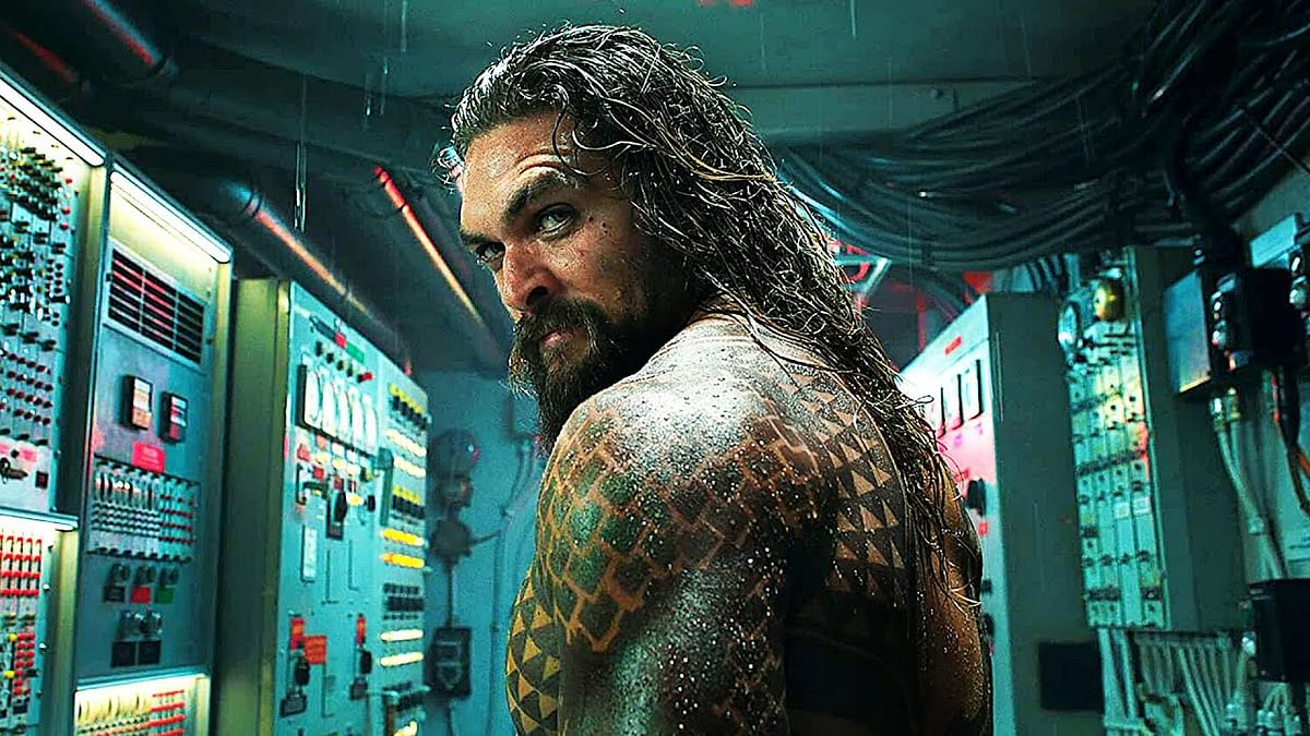 'I love it so much that participated in the writing of it': Jason Momoa on 'Aquaman 2'