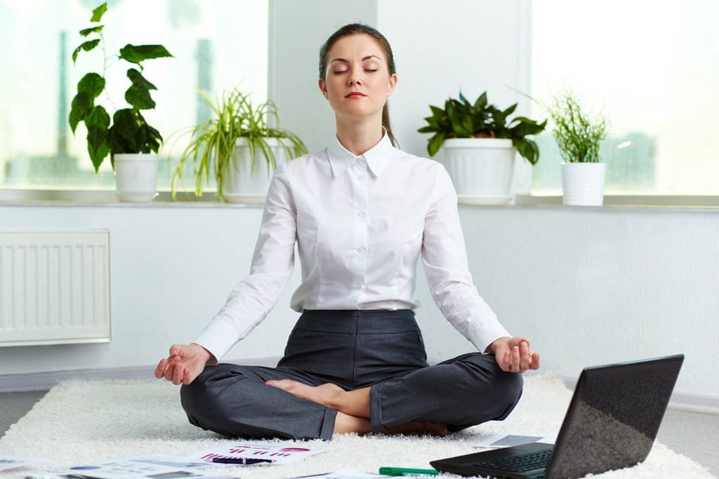 Yoga effective in reducing work-related stress: Study