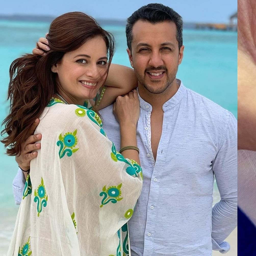 Dia Mirza gave birth to baby boy in May, he is currently being cared for in a Neonatal ICU