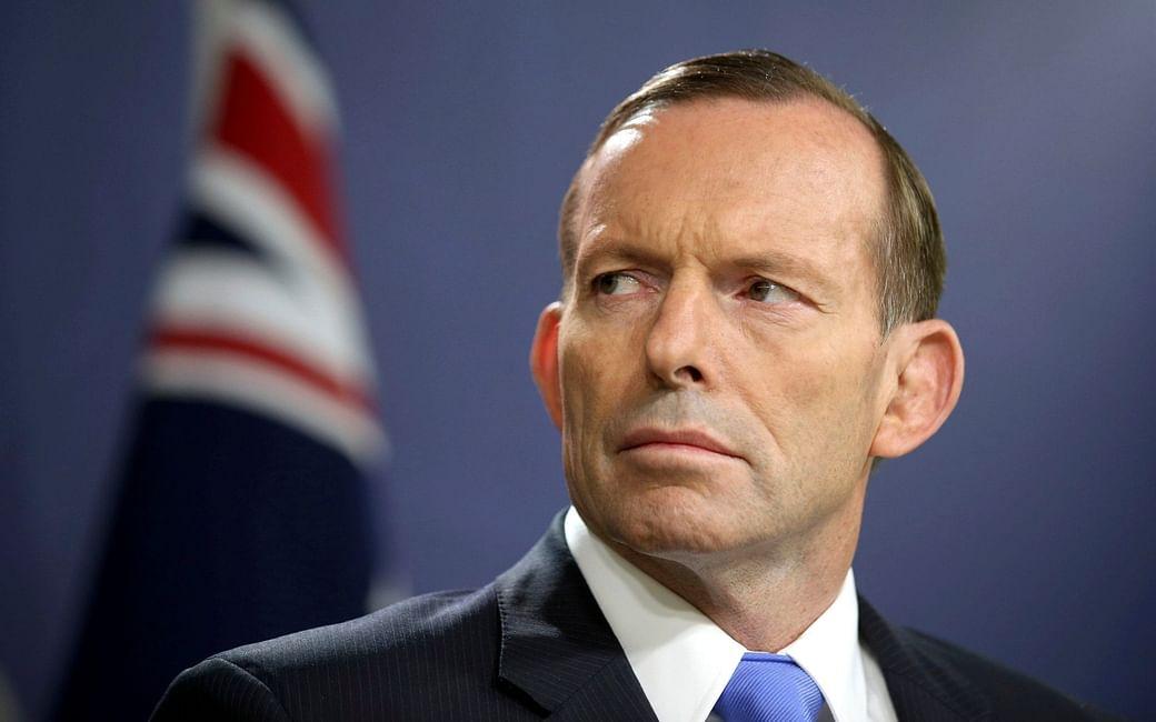 Prime Minister of Australian Tony Abbott will visit India for Indo-Australian Trade Partnership
