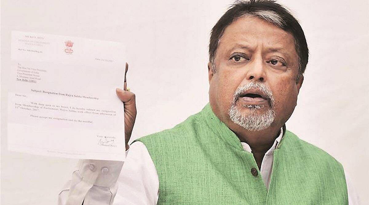 West Bengal: Mukul Roy selected as PAC chairman in Assembly