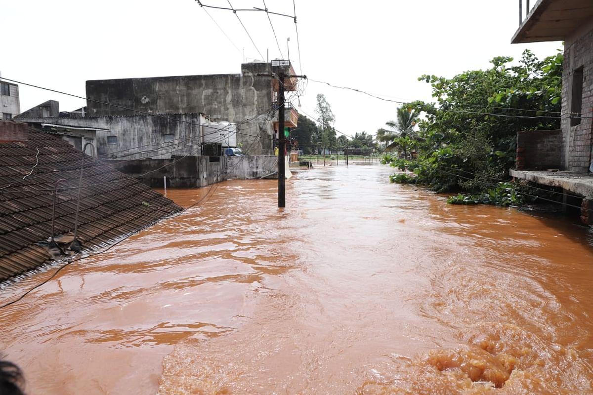 Maharashtra floods: Decrease in intensity of rainfall in Kolhapur, slight fall in Panchganga water levels