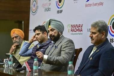 NRAI head Raninder Singh calls for overhaul of coaches after Indian shooters fail at Tokyo Olympics