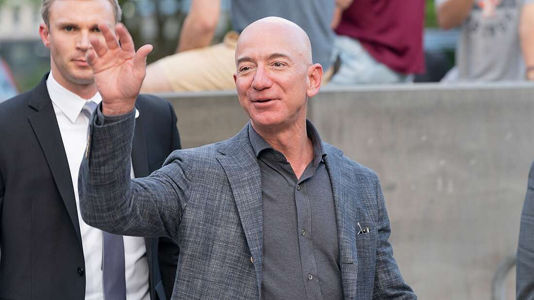 Person who paid $28 million to go to space with Jeff Bezos cancels due to 'scheduling issues'