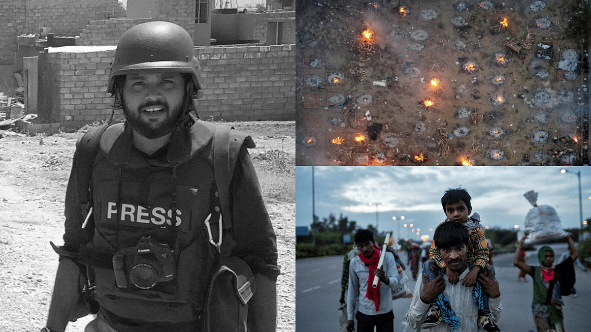 'The world has lost one of its best': Indian photojournalist Danish Siddiqui killed while reporting from Afghanistan; Indians feel devastated