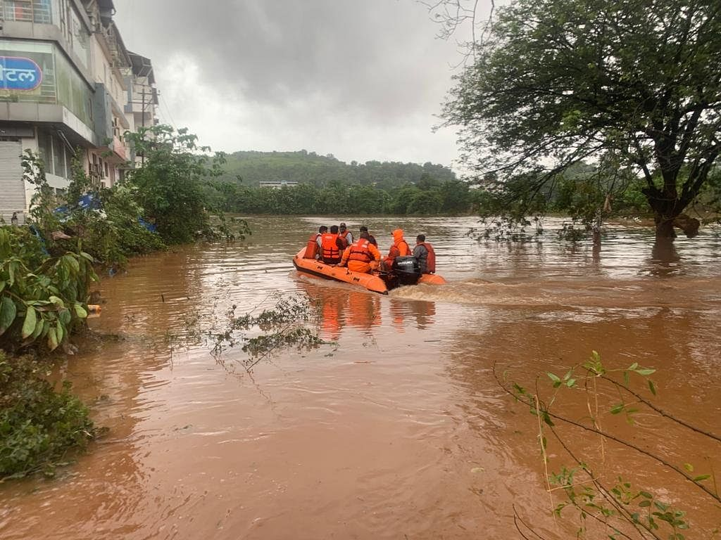 At least 136 dead as landslides, flooding affect Maharashtra; rescue operations continue
