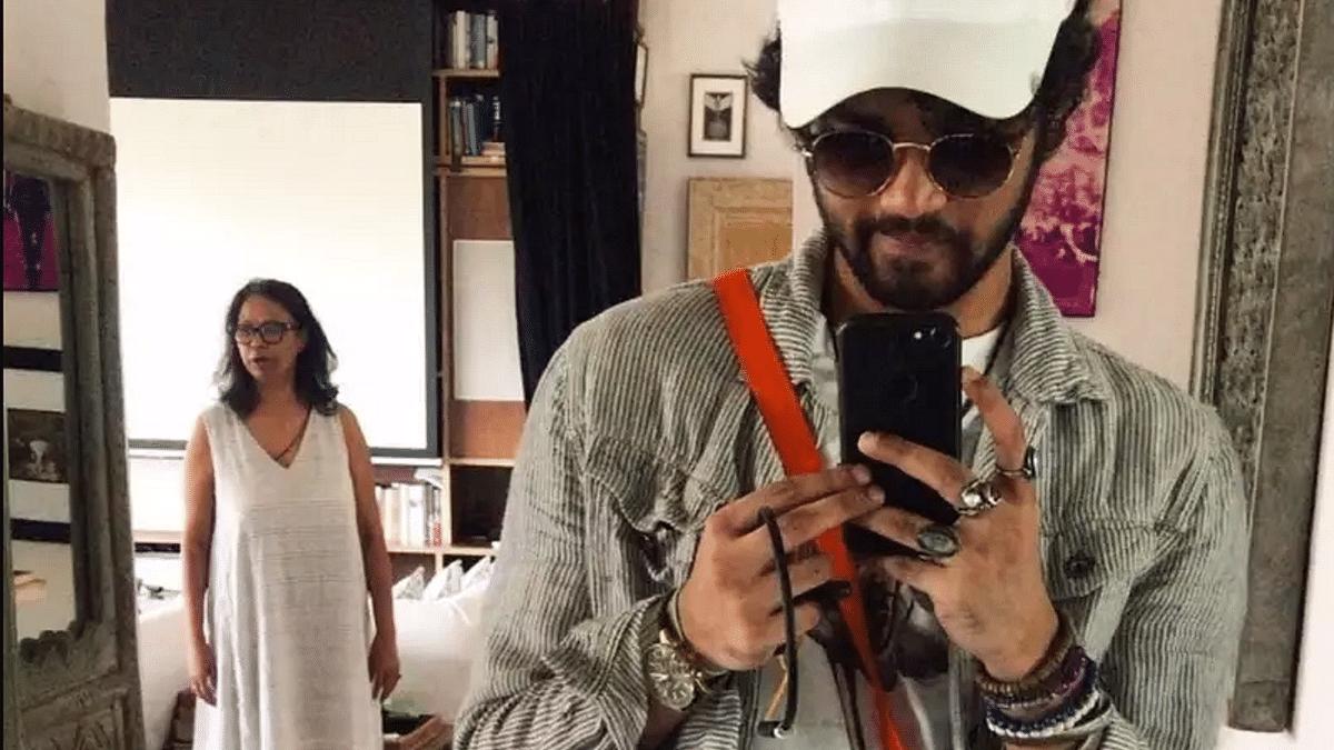 Watch: Irrfan Khan's wife Sutapa Sikdar teaches son Babil how to bargain while shopping in Gangtok