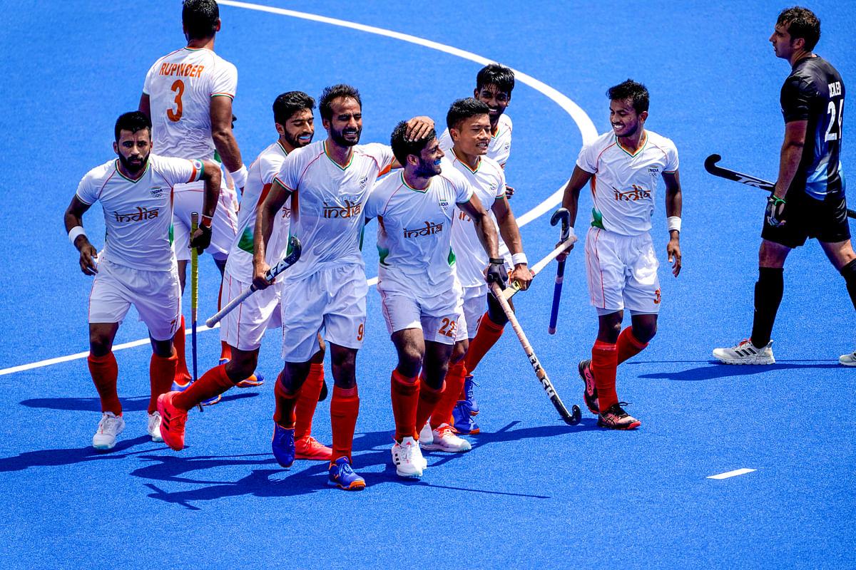 Tokyo Olympics: Dominant India thump Argentina