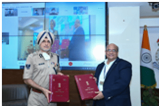 CRPF inks MOU with C-DAC to strengthen its tech capabilities