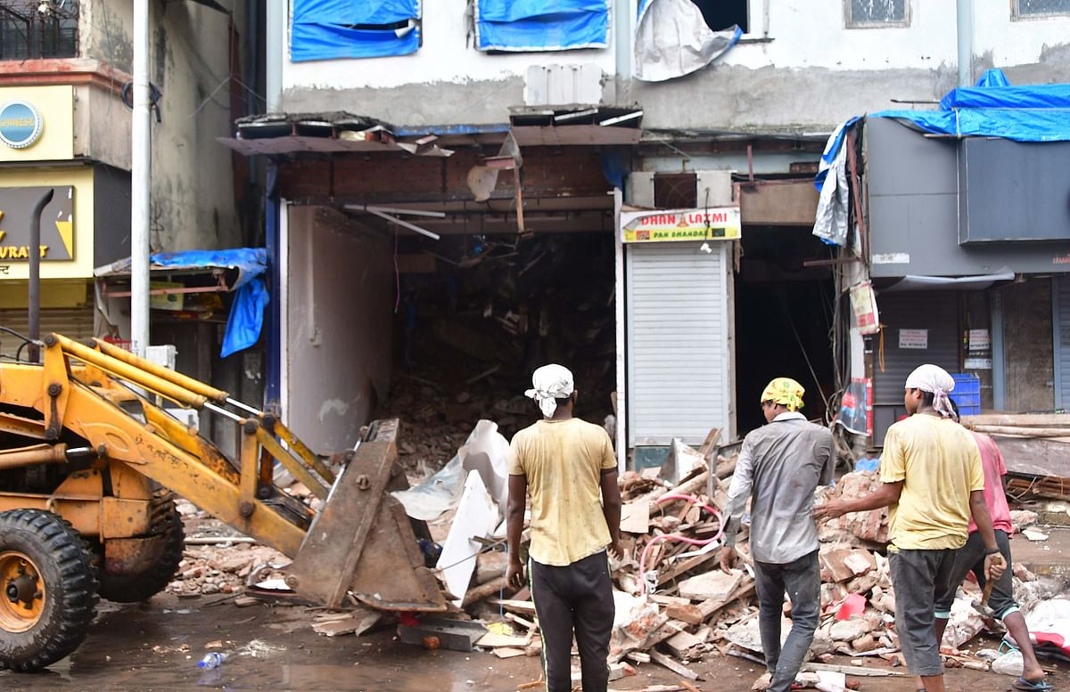 Mumbai: 154 dangerous buildings to go without water and electricity