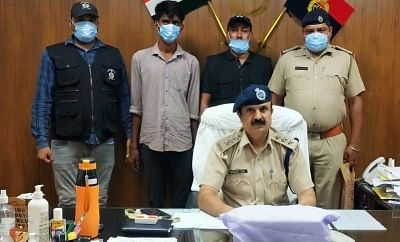 The man was arrested from Kherki Daula toll plaza located on Delhi-Jaipur Expressway
