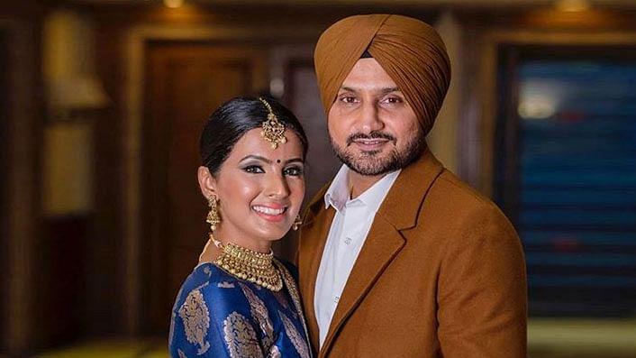 Harbhajan Singh Birthday Special: A look at cricketer's love story with Geeta Basra