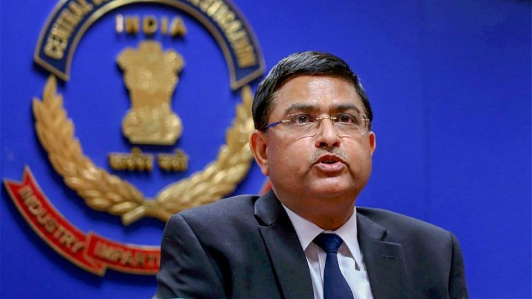 Former CBI Special Director Rakesh Asthana appointed as new Delhi Police Commissioner