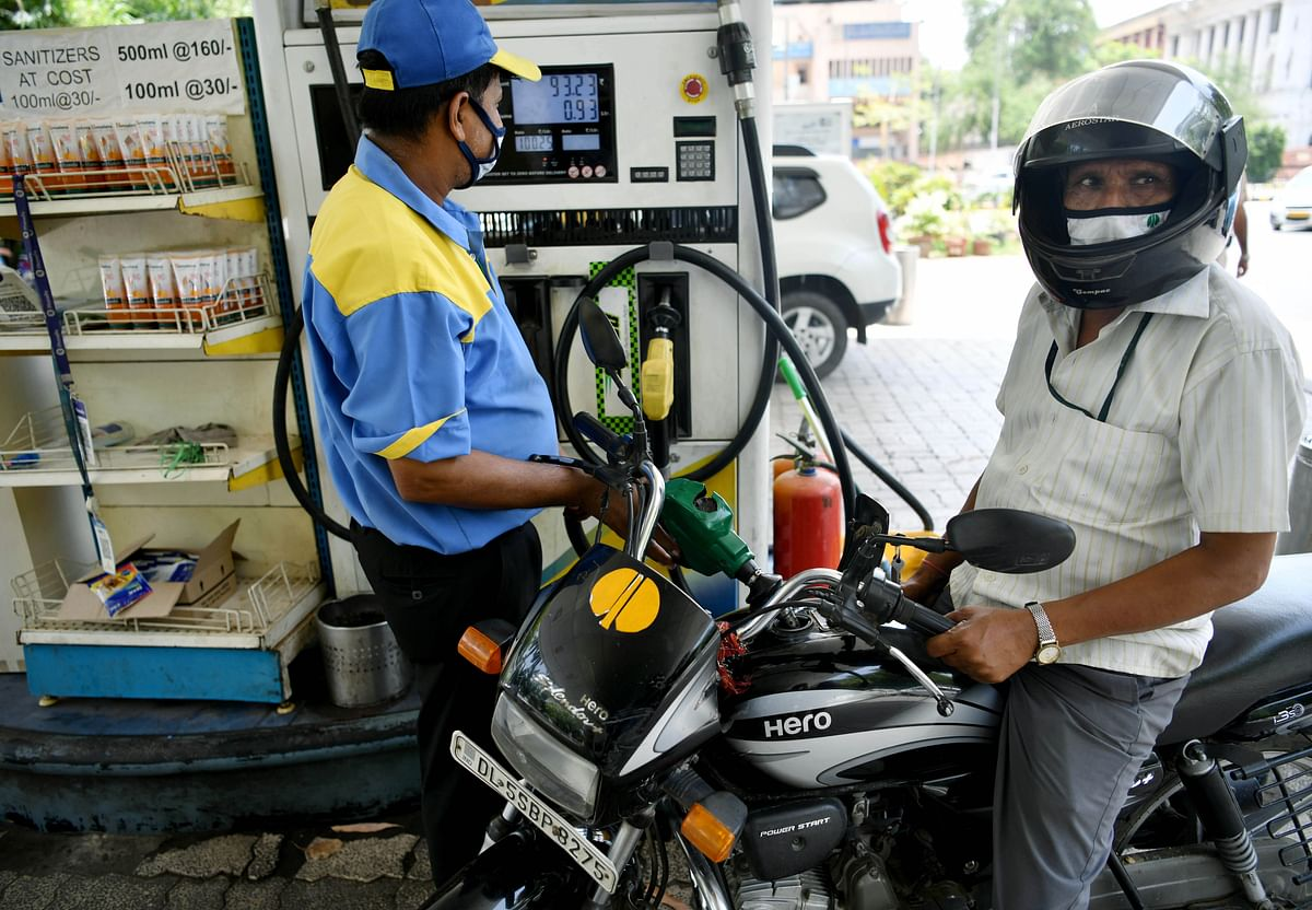 Petrol, diesel prices remain unchanged on July 13; hover at fresh highs