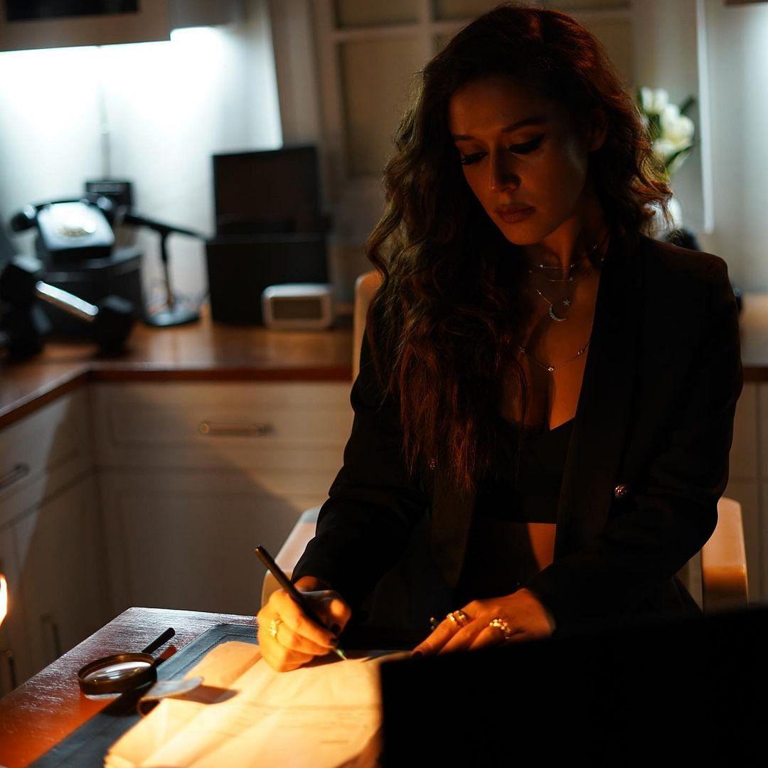 'Kinni Kinni Vaari' out now: Krishna Shroff's debut music video celebrates womanhood