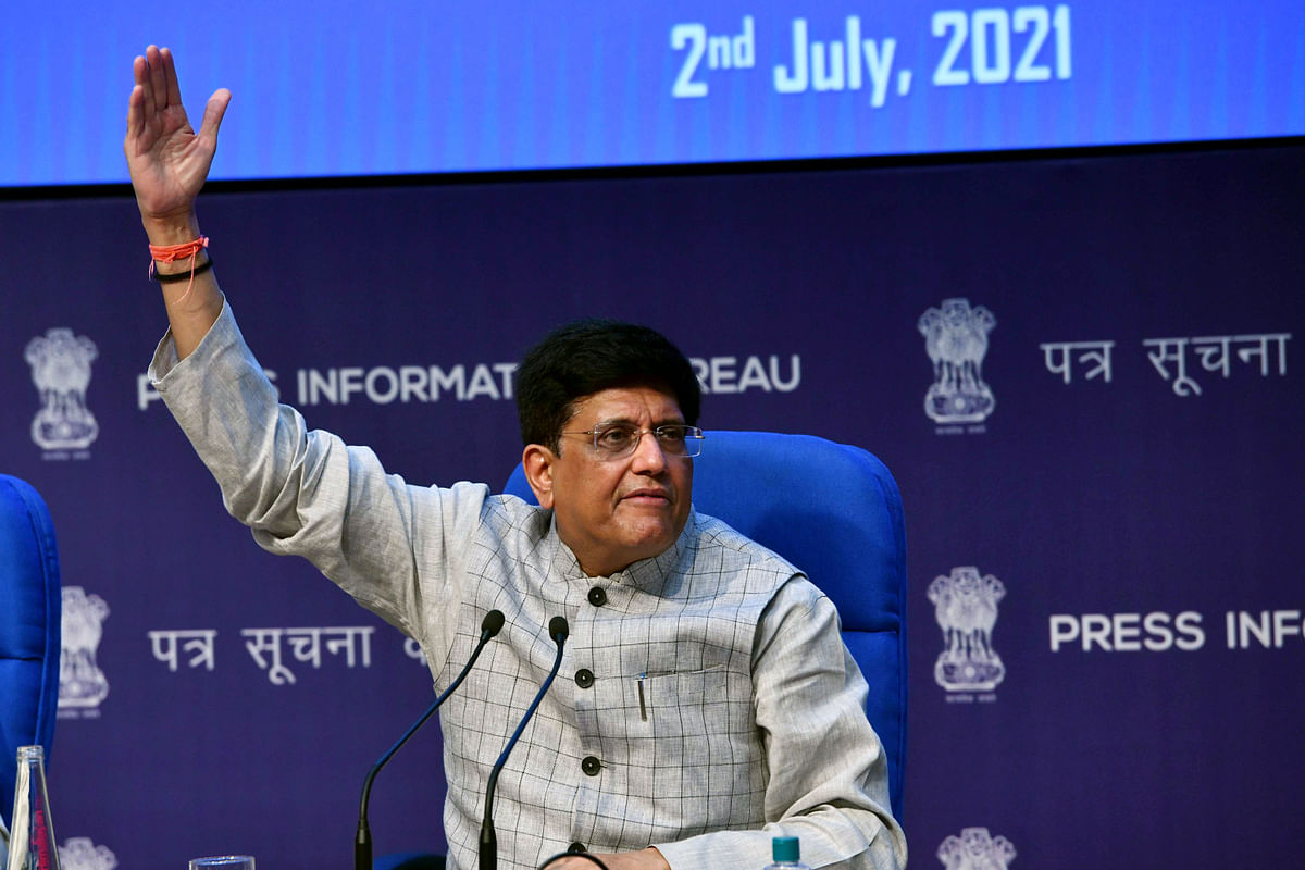 India records highest-ever exports in June qtr at $95 bn, says Union Minister Piyush Goyal