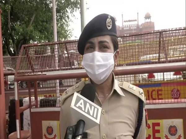 Anita Roy, the Additional Deputy Commissioner of Police, North