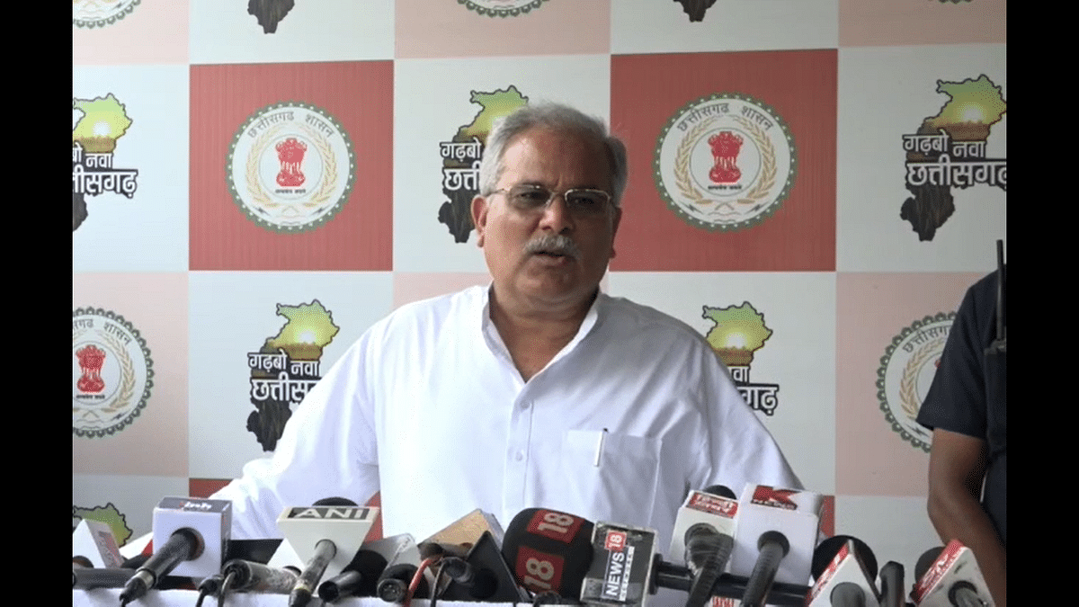 Pegasus row: CM Bhupesh Baghel demands probe, claims Israeli officers visited Chhattisgarh last year