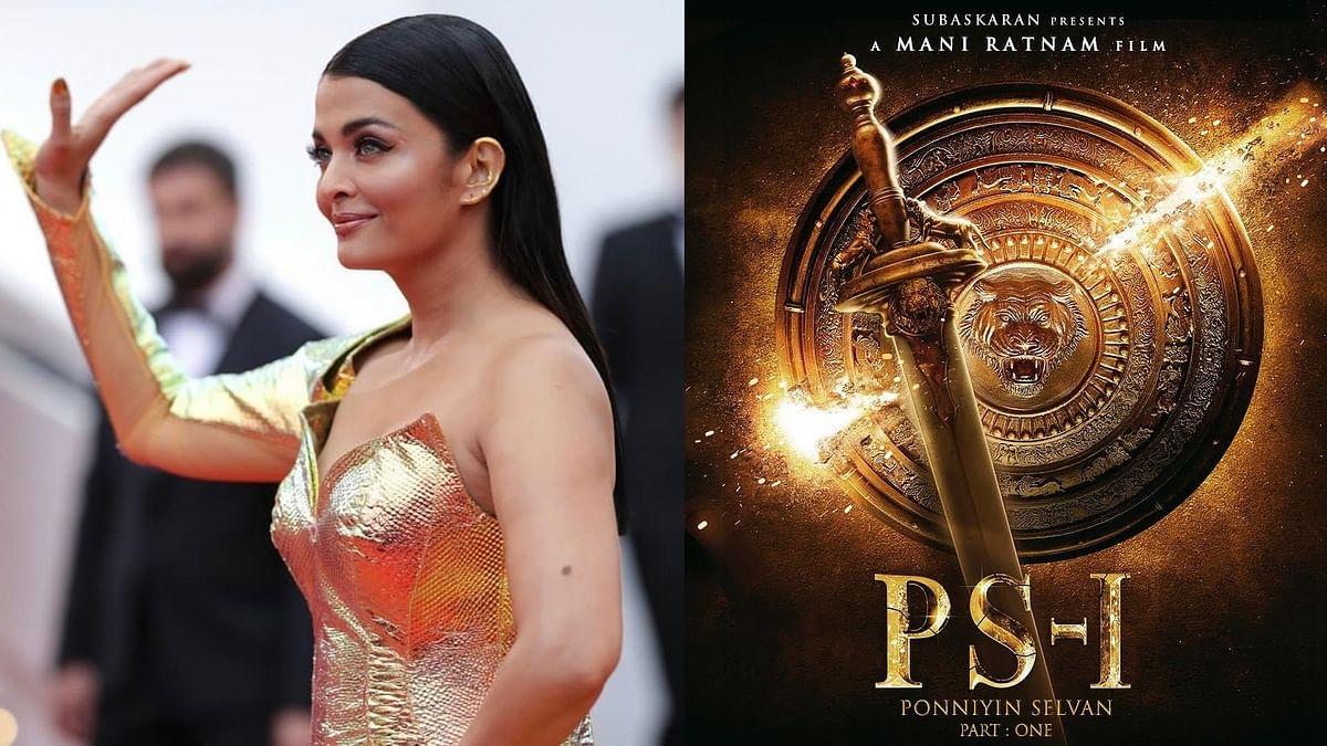 'Golden Era comes to Life': Aishwarya Rai Bachchan shares first poster of Mani Ratnam's 'Ponniyin Selvan'