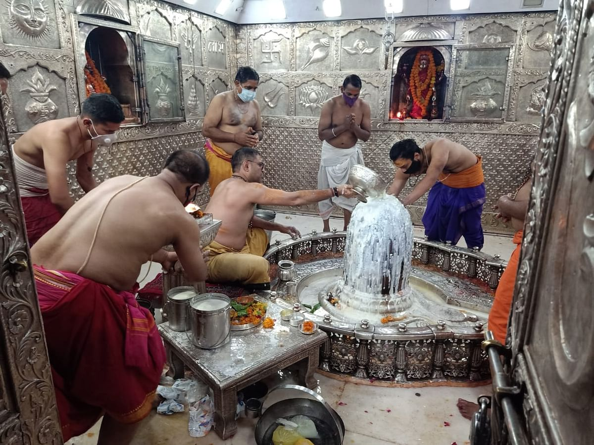 Ujjain: Mahakal Temple employee hypes questioning of youth, input on arrest of suspects by IB turns out to be rumor