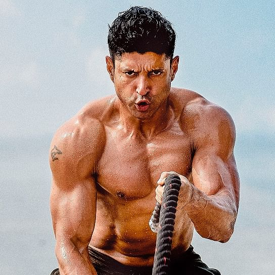 I'm anxious about how people will react to the film: Farhan Akhtar on his upcoming film, Toofan