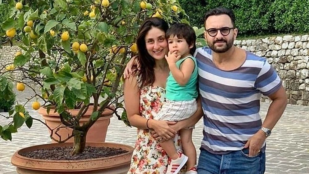 'Don't be so cheap': When Kareena Kapoor rejected Saif Ali Khan's idea to 'sell' Taimur for nappy ads