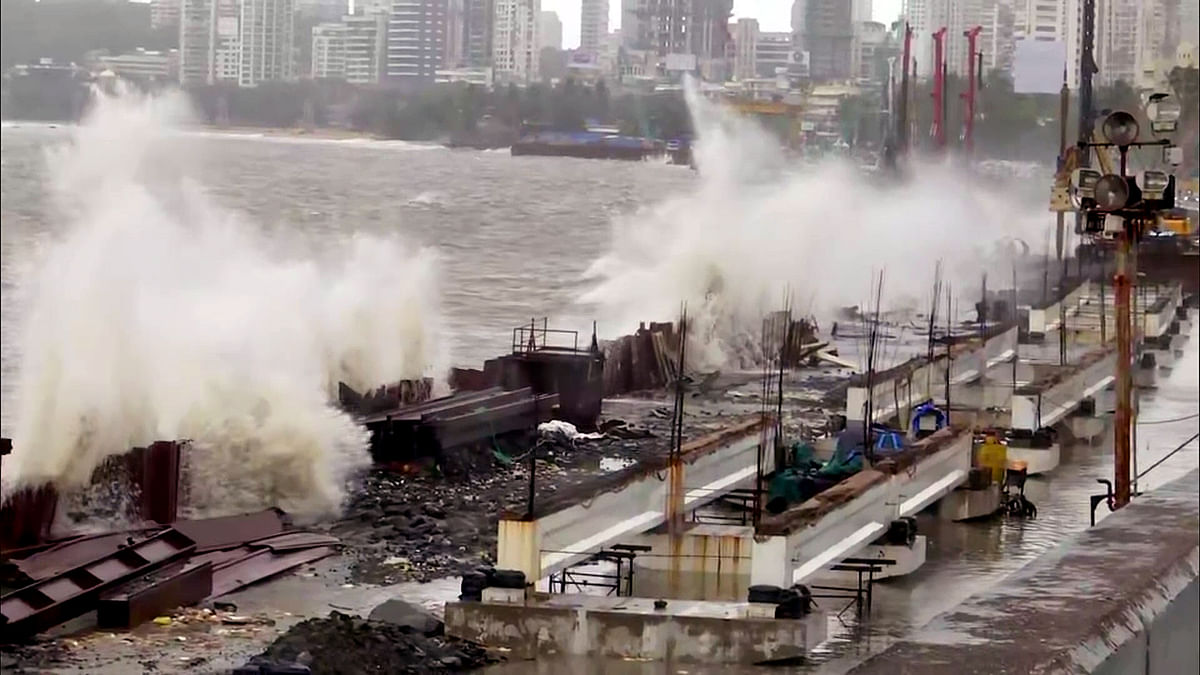 Mumbai rains: Click here for water level in city's seven lakes on July 22