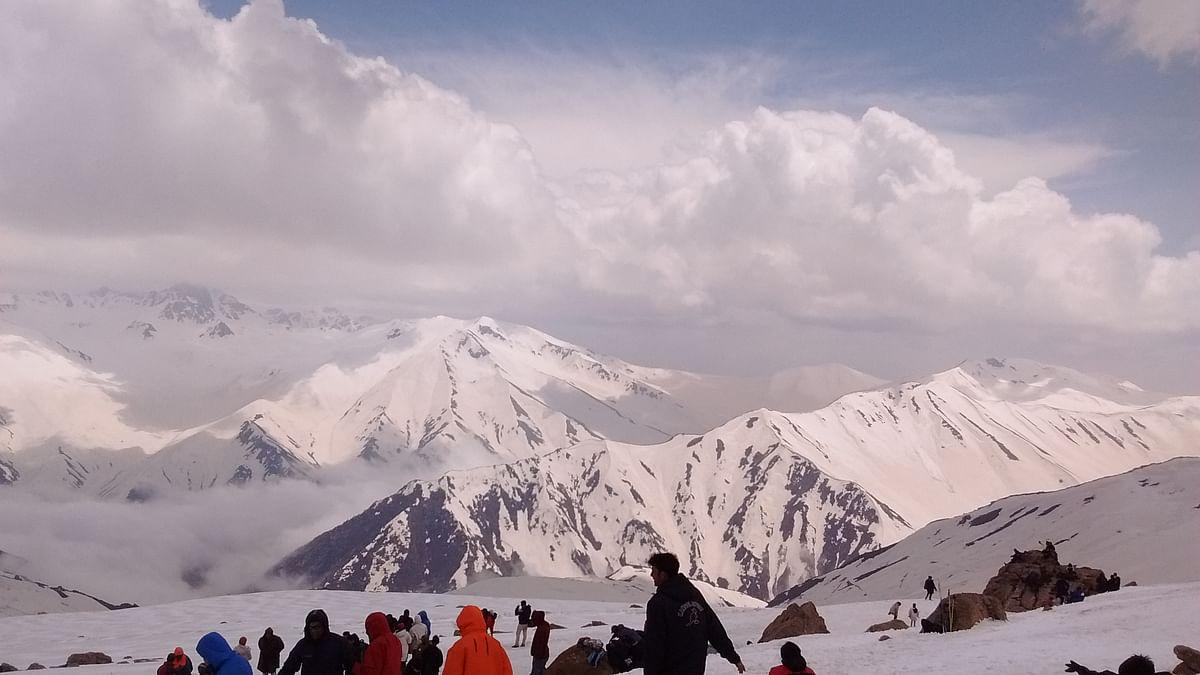 View from Apharwat Peak