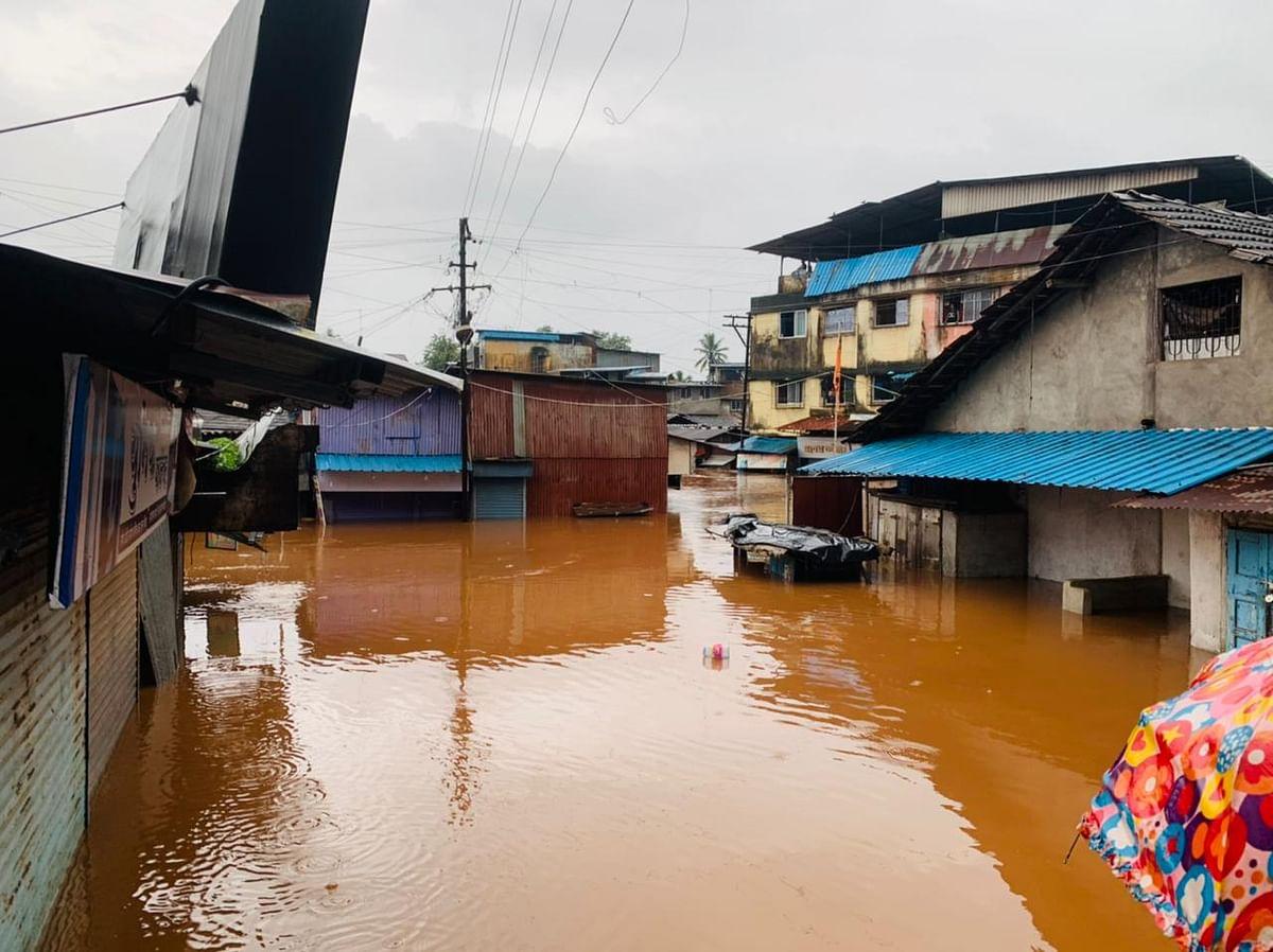 Maharashtra CM Uddhav Thackeray chairs meeting to review flood situation in the Konkan region due to heavy rains