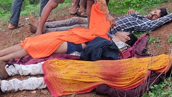 Madhya Pradesh: 8 killed in road accident in Barwani district