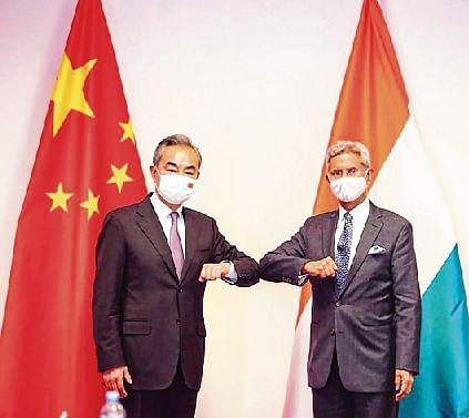 LAC stalemate hurting ties: Jaishankar to Wang