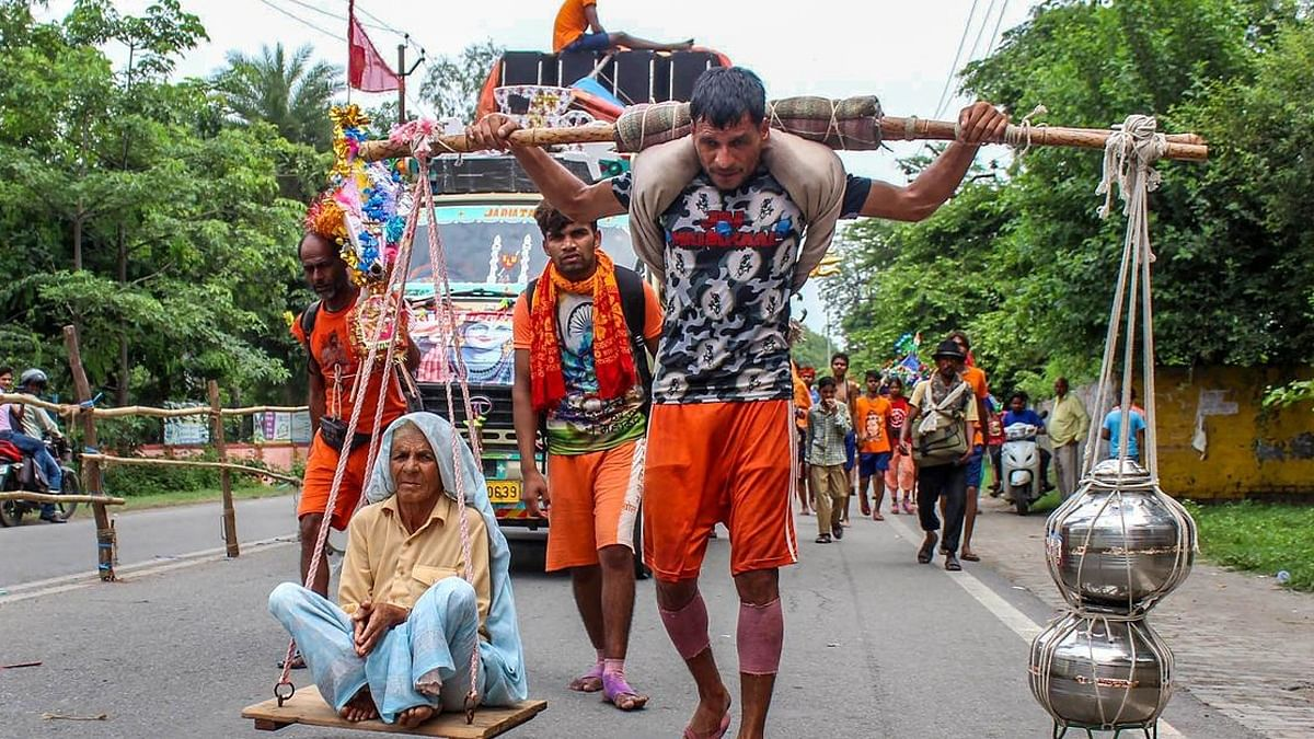 Supreme Court says '100% No' to Uttar Pradesh being allowed to hold Kanwar Yatra; gives state time till Monday to respond