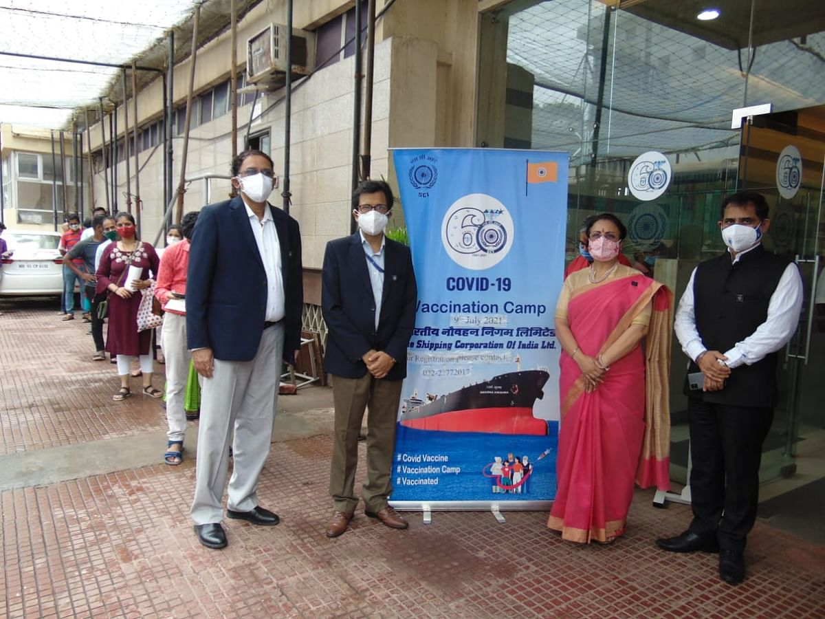 SCI organises second phase of COVID vaccination drive on July 9