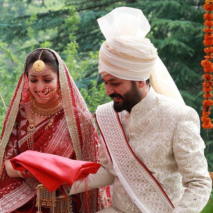 'Filled with love and gratitude': Yami Gautam celebrates one-month wedding anniversary with Aditya Dhar