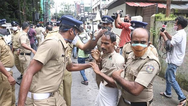 INL splits after factions come to blows in Kerala