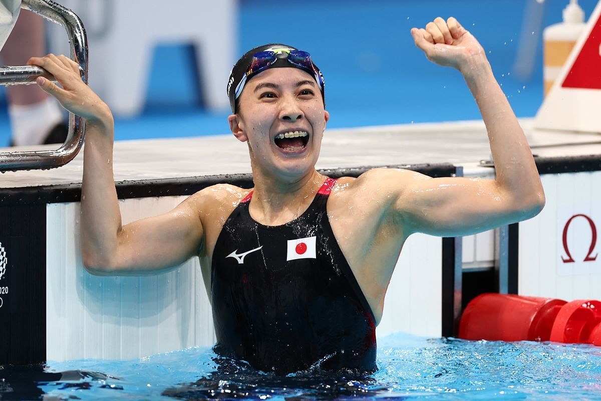 Tokyo Olympics: Ohashi Yui secures Japan's first gold in swimming by beating Emma Weyant and Hali Flickinger