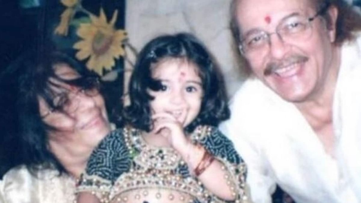 Bhavna Panday pens emotional note remembering late mother-in-law, shares unseen pic of Ananya Panday with her grandparents