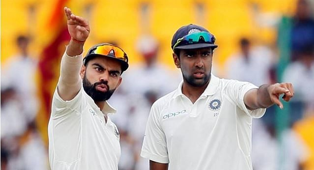 Kohli only expressed his opinion and not demanded: Ashwin on WTC