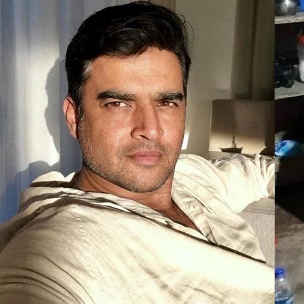 R Madhavan at 'loss of words' after seeing Olympic silver medallist Mirabai Chanu eat on the floor at home